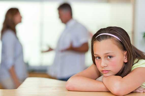 Crianças e Divórcio