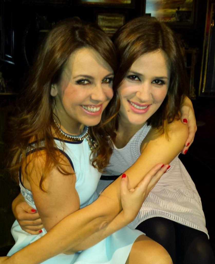 Tania Ribas e Silvia Alberto