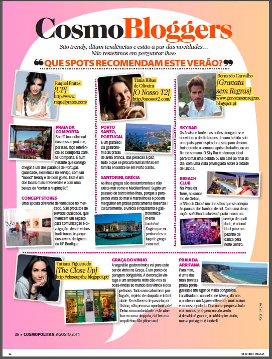 Cosmobloggers_Agosto