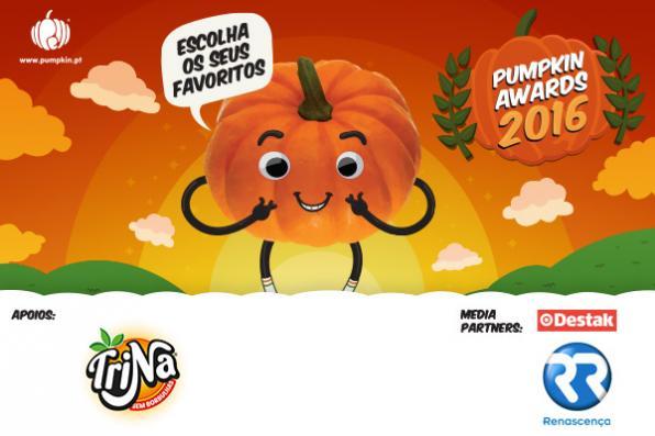 O-Nosso-T2-no-Pumpkin-Awards-O-NOSSO-T2