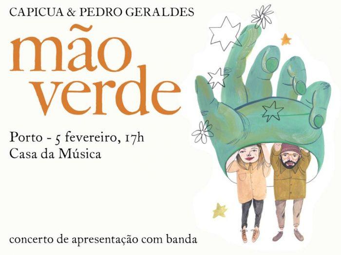 Capicua e Pedro Geraldes Casa da Música Cartaz O Nosso T2 Blog