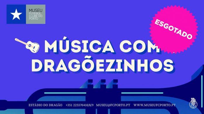 Música com Dragõezinhos Cartaz O Nosso T2 Blog