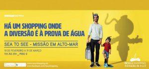 Agenda Pumpkin Sea to see - Missão em alto-mar RioSul Shopping Cartaz O Nosso T2 Blog