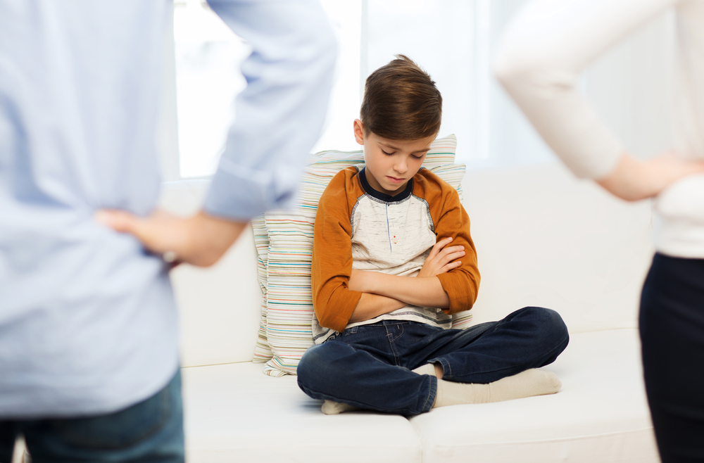 Ansiedade nas Crianças e Pais Foto O Nosso T2 Blog