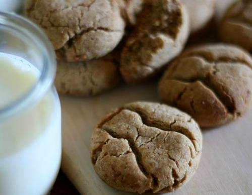 Biscoitos de Castanha