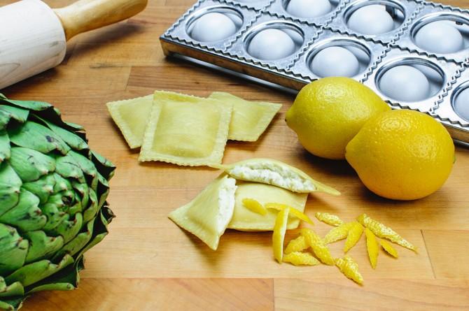 Massas Frescas Tortellini e Ravioli