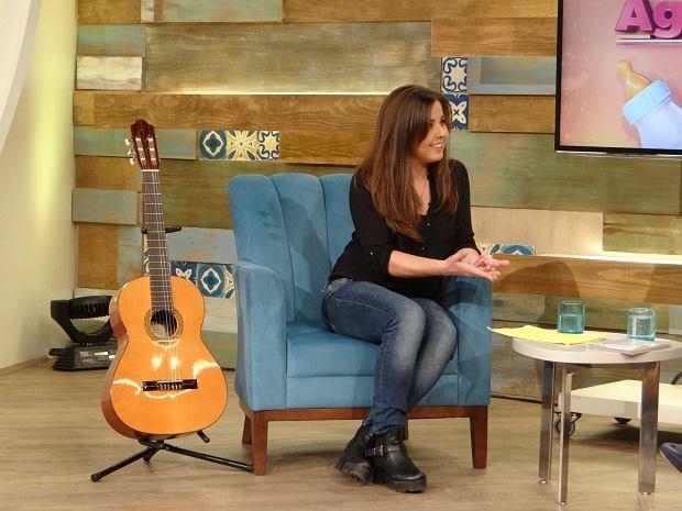 Agora Tânia – Musicoterapia