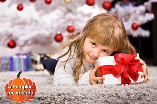 Um Natal fora de série com as recomendações da Pumpkin!
