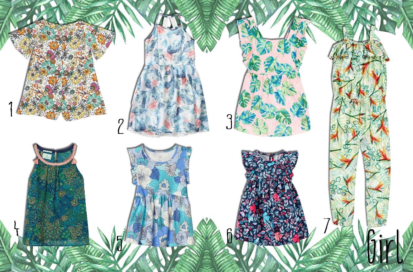 Padrões Flores & Tropicais estão na moda!