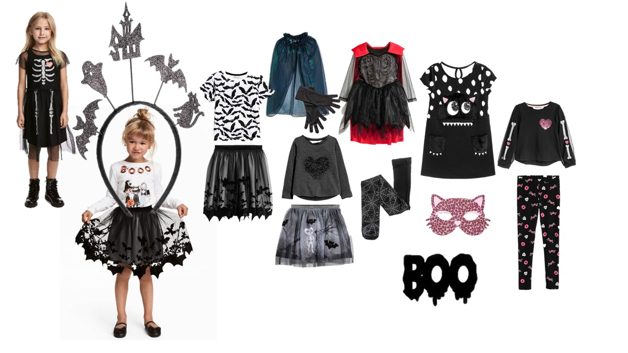 A moda do Halloween