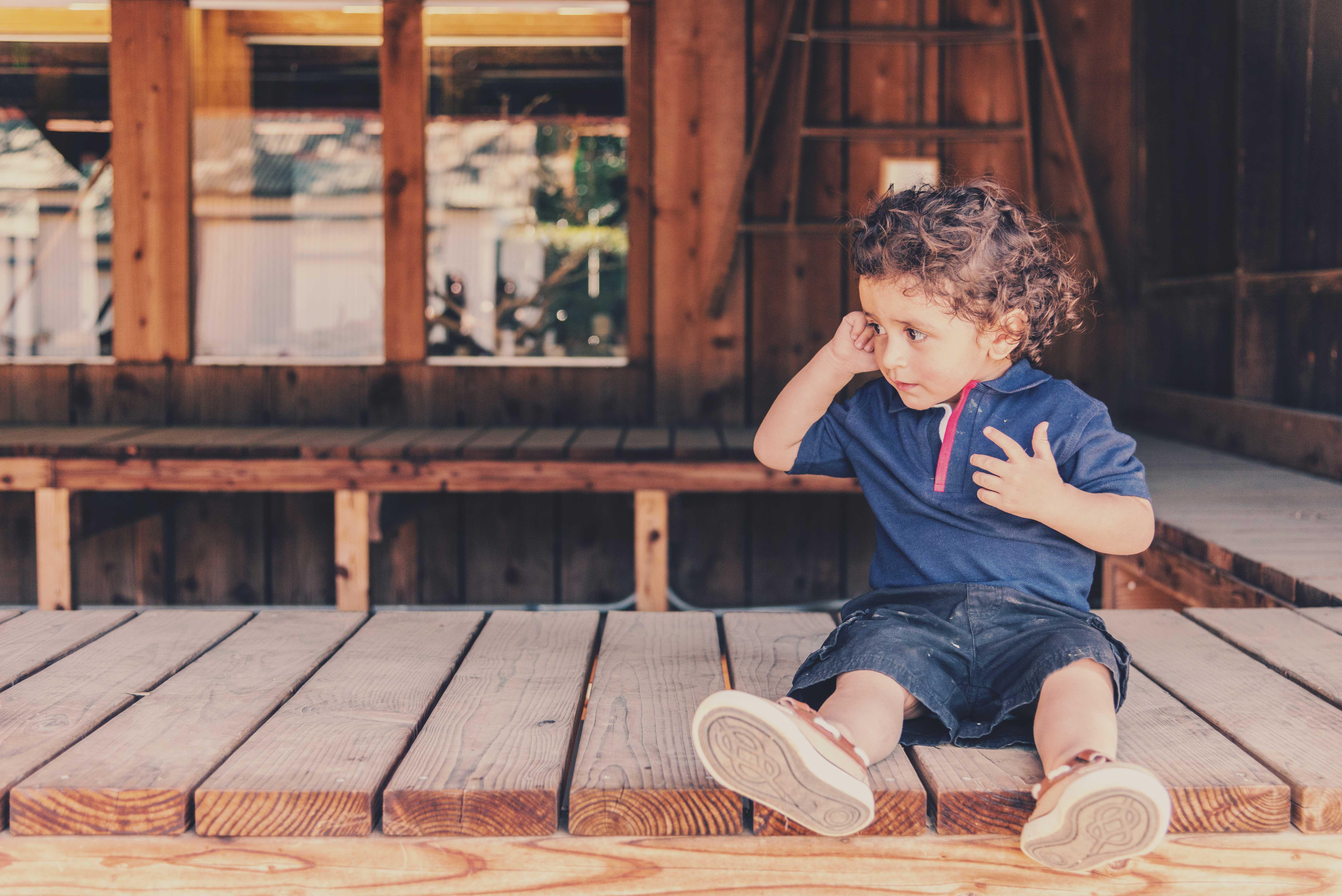Ensine o seu filho a lidar com o stress