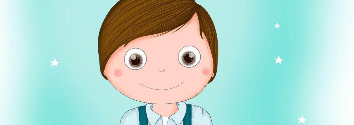 Pelos olhos do Pedro