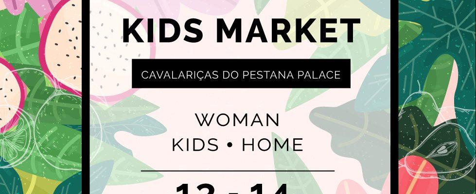 Moda, decoração e um estilo de vida saudável – um kids market em grande!