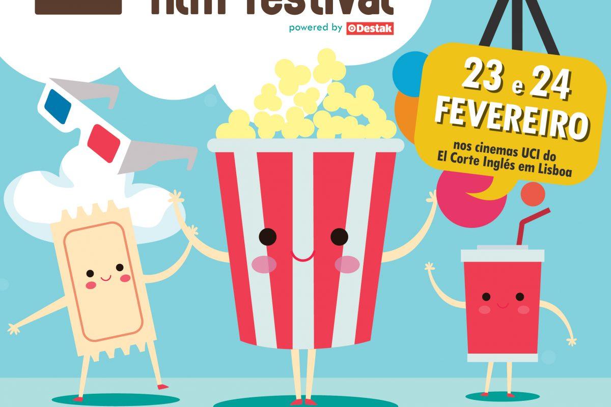 O Oskar Kids Film Festival powered by Destak é o programa certo para a família toda!