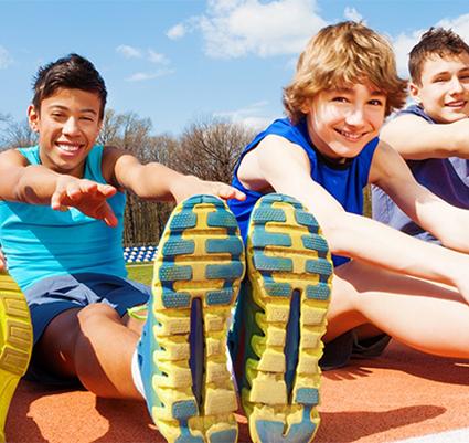 Exercício físico: o aliado do cérebro do seu filho