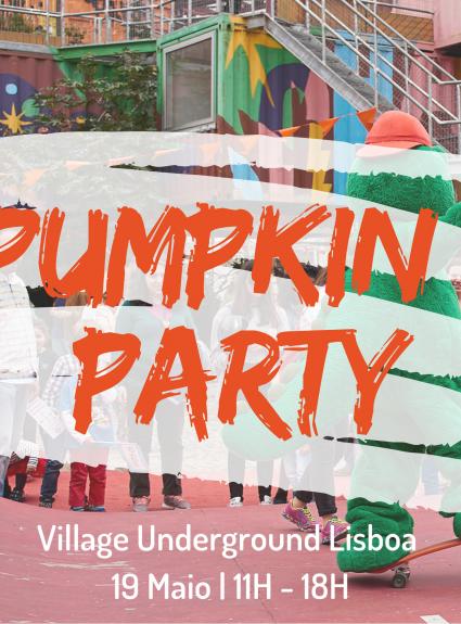 Celebrem o dia da Família na Pumpkin Party