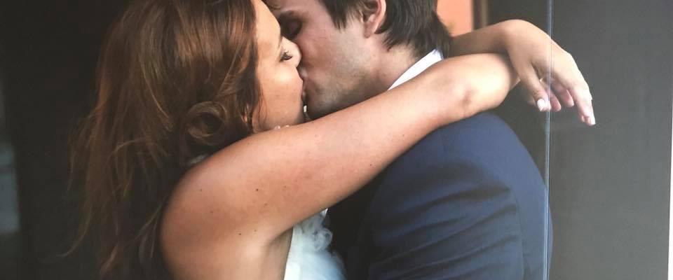 Há dez anos, casei-me com o homem da minha vida!