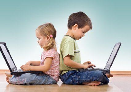 O seu filho passa demasiado tempo em frente aos ecrãs?