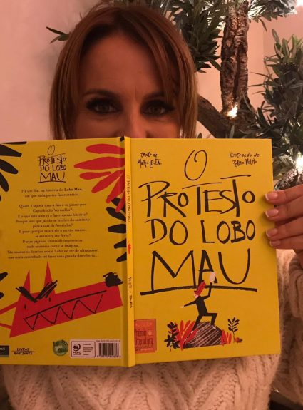 """O Protesto do Lobo Mau"" deste Natal"