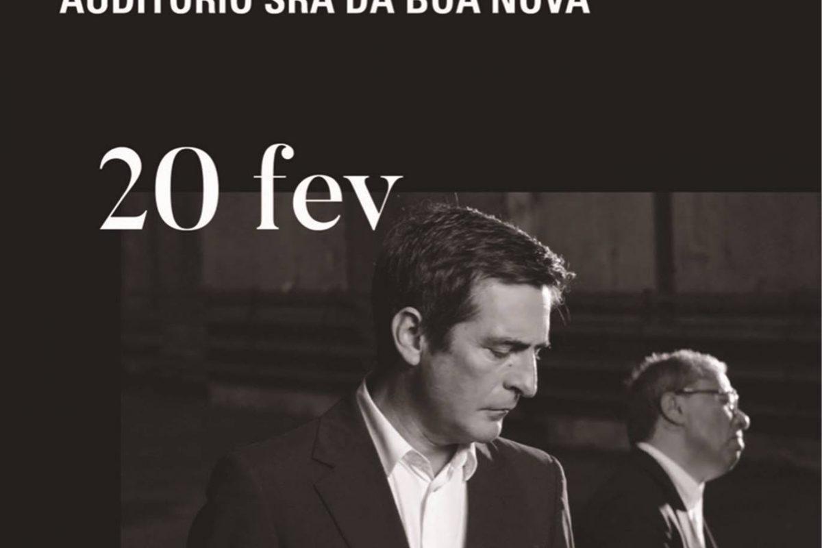 Camané e Mário Laginha juntos em concerto memorável