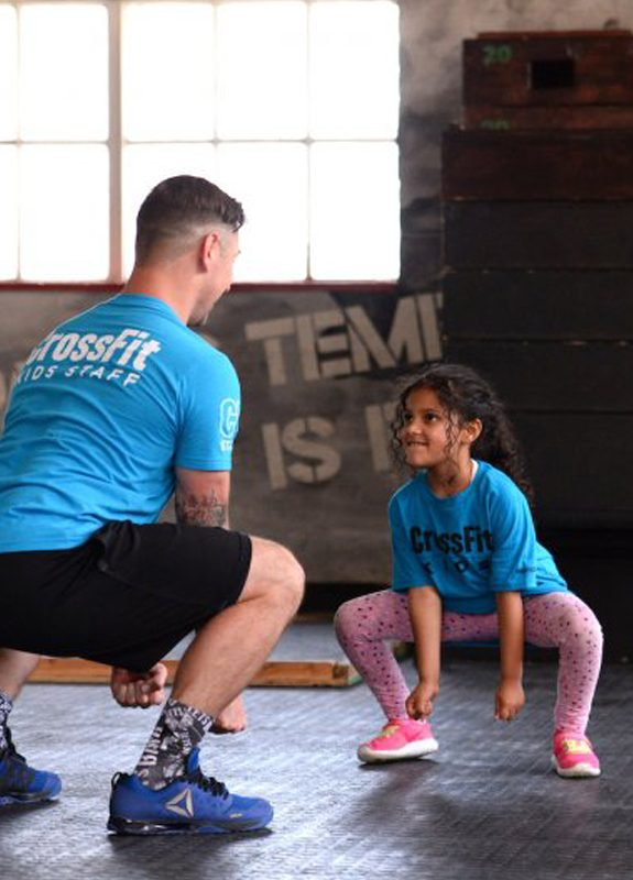 CROSSFIT KIDS NO OFF LIMITS