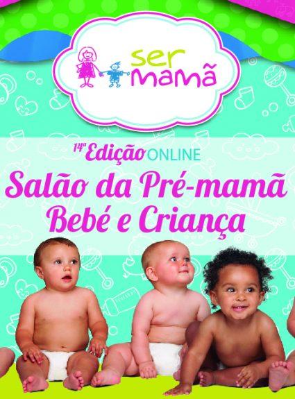 1ª edição online do salão Ser Mamã