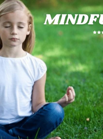 Para serenar o corpo e a mente do seu filho