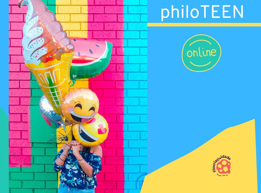 Oficinas de filosofia e criatividade, para crianças, jovens e adultos