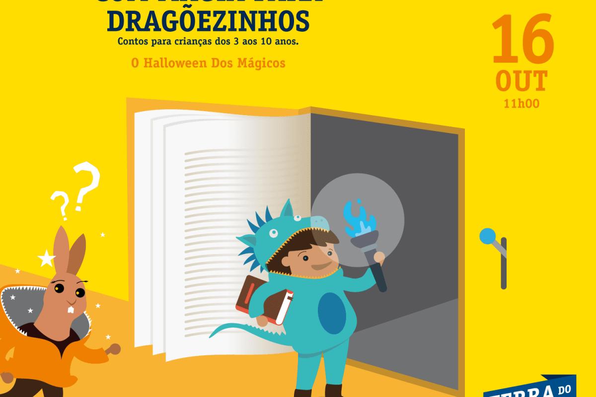 Descubra as melhores atividades para crianças de 15 a 17 de outubro!